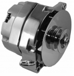 E21258 ALTERNATOR-CHROME-80 AMP-65-68