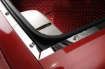 E21450 TRIM-REAR DECK-POLISHED STAINLESS STEEL- 3PC KIT-CONVERTIBLE/Z06-98-04