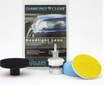 E21540 POLISHING KIT-PLASTIC HEADLAMP & PLEX WINDOW-STARTER KIT