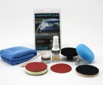 E21541 POLISHING KIT-PLASTIC HEADLAMP & PLEX WINDOW-DELUXE KIT