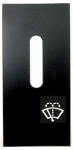 E22007 DECAL-WIPER SWITCH-USA-80-82