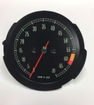 E22494 TACHOMETER ASSEMBLY-ALL-ELECRONIC-MID RPM-NEW 65-67