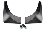 E22773 SPLASH GUARD-FRONT-ALTEC-BLACK-ZR1-PAIR-90-95