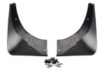 E22774 SPLASH GUARD-REAR-ALTEC-BLACK-ZR1-PAIR-90-95