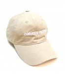 E23051 HAT-CORVETTE PACIFICA-KHAKI-KHAKI-WHITE-UNISEX-ADJUSTABLE BUCKLE