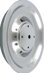 E23153 BASE-RALLY WHEEL CENTER CAP-POLISHED STAINLESS STEEL-67