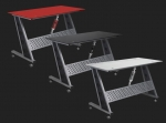 E23225 PITSTOP FURNITURE™ GT SPOILER DESK