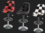 E23231 PITSTOP FURNITURE™ PIT CREW BAR CHAIR