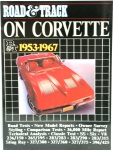 E2652 BOOK-ROAD AND TRACK ON CORVETTE-DISCONTINUED-53-67