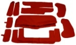 E2857 PANEL KIT-DOOR TRIM-VINYL-53-55