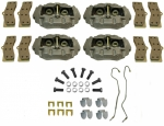 E4505 BRAKE PACKAGE-WITH LIP SEAL-69-82
