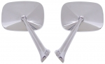 E5903 MIRROR-EXTERIOR-SMALL HEAD-INCLUDES MOUNTING HARDWARE-PAIR-68-74