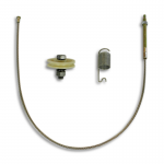 E6484 CABLE KIT-EMERGENCY BRAKE-FRONT-67-82