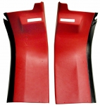 E6525 PANEL-REAR ROOF-COUPE-IN COLORS-PAIR-78-79