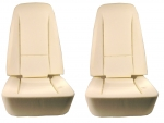 E7051 FOAM SET-SEAT-NOT FOR 78 PACE CAR-4 PIECES-76-78