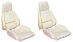 E7069 FOAM SET-SEAT-STANDARD-4 PIECES-84-88