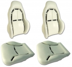E7149 FOAM SET-SEAT-STANDARD-4 PIECES-97-04