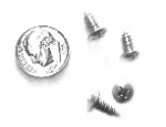 E7267 SCREW SET-PINCHWELT CAP-COUPE-4 PIECES-63-67