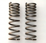 E8096 SPRINGS-FRONT COIL-SMALL BLOCK-AUTOMATIC W/OUT AC-4 SPEED ALL-PAIR-68-74