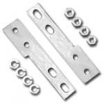 E8160 BRACKETS-GRILLE BAR END-PAIR-58-60