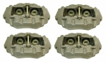 E8223S CALIPER SET-BRAKE-REBUILT-O RING STYLE-4 PIECES-65-82