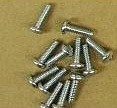 E9593 SCREW SET-SIDE EXHAUST COVER-ZINC-12 PIECES-63-67