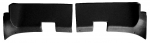 EC135UP PANEL-REAR ROOF INNER-UNPAINTED BLACK GRAINED PLASTIC-COUPE-USA-PAIR-68E