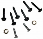 E10348 SCREW SET-DASH PAD AND STEERING COLUMN COVER-10 PIECES-68-77