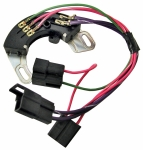E10385 SWITCH-NEUTRAL SAFETY, BACK UP LAMP AND SEAT BELT WARNING BUZZER-AUTOMATIC-72-73