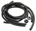 E10430 HOSE KIT-WINDSHIELD WASHER-WITH OUT AIR CONDITIONING-63-67