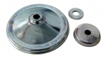 E10714 CAP-MASTER CYLINDER-COVER AND WASHER-REGULAR AND POWER BRAKES-63