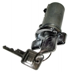 E10858 CYLINDER-IGNITION LOCK-WITH ORIGINAL E KEYS-79-82