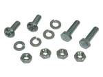 E11016 BOLT KIT-HOOD SUPPORT WITH CLUTCH HEAD-12 PIECES-58-62