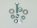 E12730 BOLT KIT-REAR LICENSE 53-60