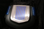 E21712 Cover-Engine Shroud-Ribbed-Stainless Steel-ZR1-09-13