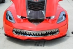 E21847 Grille-Front-Shark Tooth-Polished-14-17