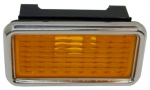 E5852 LAMP ASSEMBLY-FRONT SIDE MARKER-AMBER-USA-EACH-69