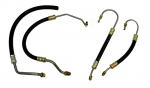 E5856 HOSE KIT-POWER STEERING-USA-4 PIECES-327-350-63-79
