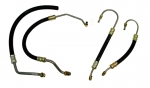 E22734 HOSE KIT-POWER STEERING-IMPORT-4 PIECES-327-350-63-79