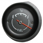 E6285 GAUGE-FUEL-WITH WHITE FACE-72-74