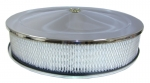 E6330 AIR CLEANER ASSEMBLY-LOW COST REPLACEMENT-NOT EXACT TO ORIGINAL-66-72