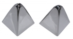 E6503 CAP-HARDTOP END-STAINLESS STEEL-PAIR-68-75