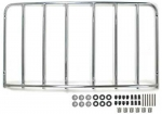 E13797 RACK KIT-LUGGAGE-6 HOLE DESIGN-STAINLESS STEEL-WITH MOUNTING HARDWARE-68-75
