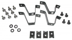 E8168 BRACKET AND MOUNT KIT-GRILLE-65-67