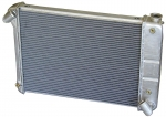 E8945 RADIATOR-ALUMINUM-DIRECT FIT-BIG BLOCK-AUTOMATIC-66-68