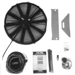 E9050 Fan Kit-Radiator-16 INCH-SMALL BLOCK-63-72