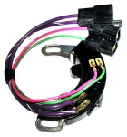 E9607 SWITCH-NEUTRAL SAFETY AND BACK UP LAMP-W-OUT SEAT BELT WARNING BUZZER-AUTO-69-72