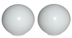 EC749 KNOB-DOOR PULL-PAIR-WHITE-53-62
