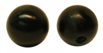EC750 KNOB-DOOR PULL-PAIR-BLACK-63