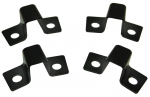EC774 BRACKET-REAR SEAT TRACK MOUNT-4 PIECES-63-66